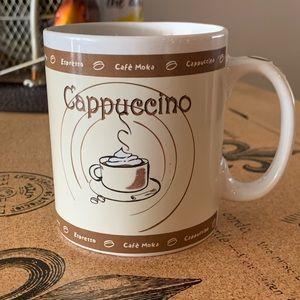 "🌸FREE-Bundle🌸 Coffee Mug ☕️ ""Cappuccino"""